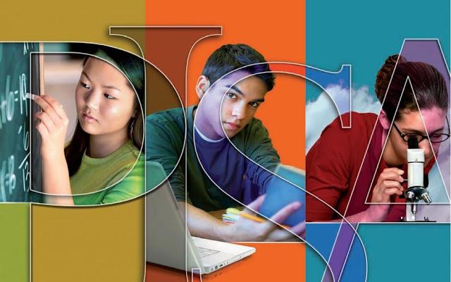 resultados no Programa Internacional de Avaliação de Estudantes (Pisa)