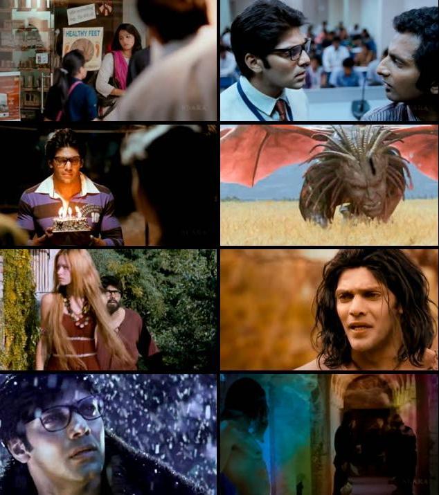 Irandam Ulagam 2013 UNCUT Dual Audio Hindi 480p HDRip