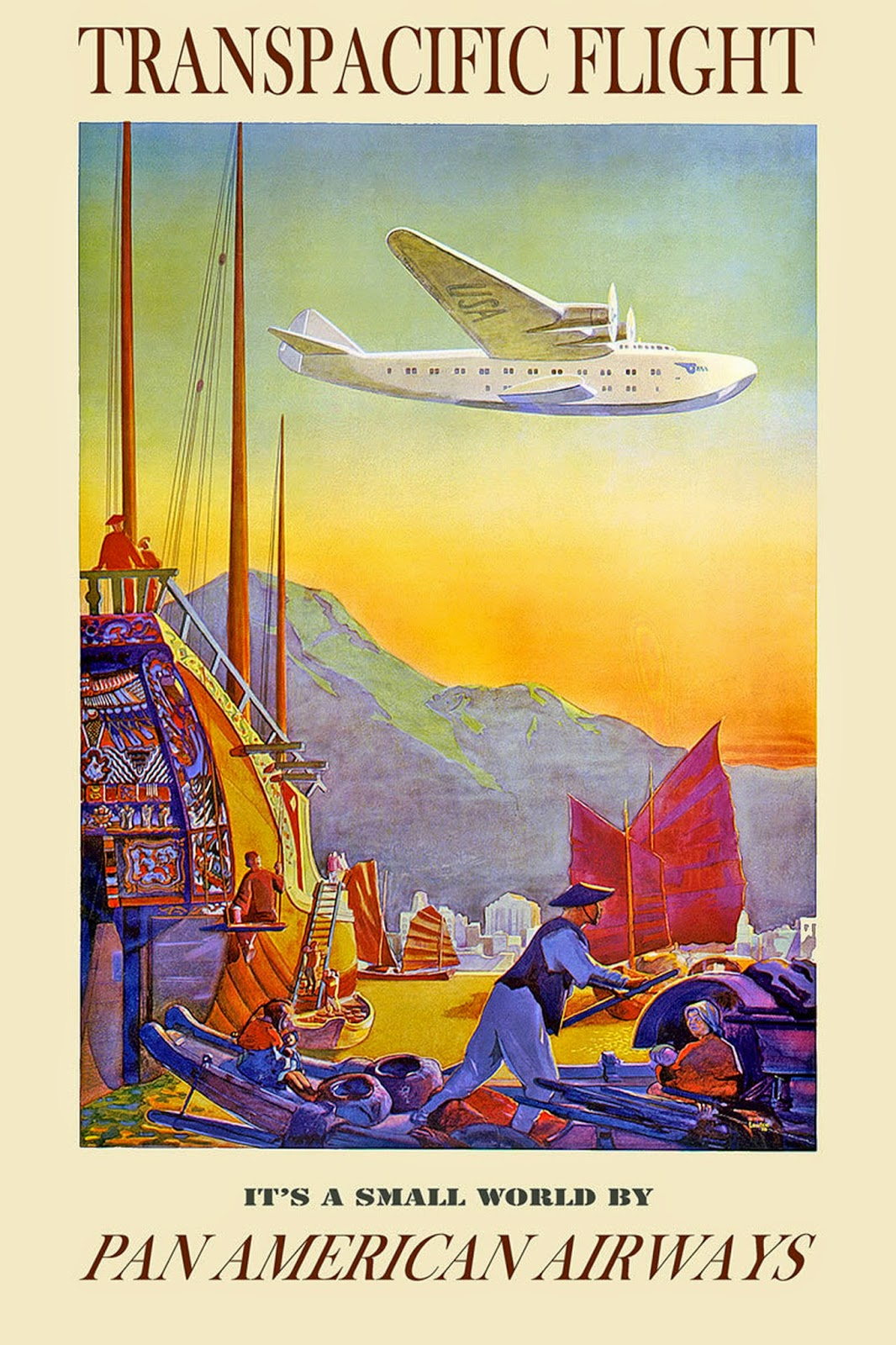 Art Amp Artists Vintage Travel Posters Part 8