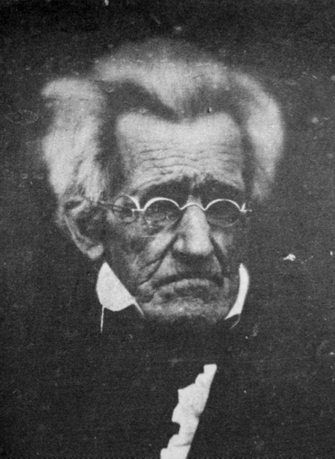 Books by Andrew Jackson