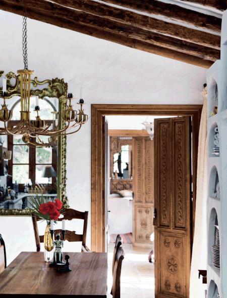 interior de estilo arabe espanol chicanddeco