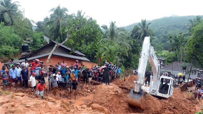 Monsoon floods, landslides kill 91 in Sri Lanka