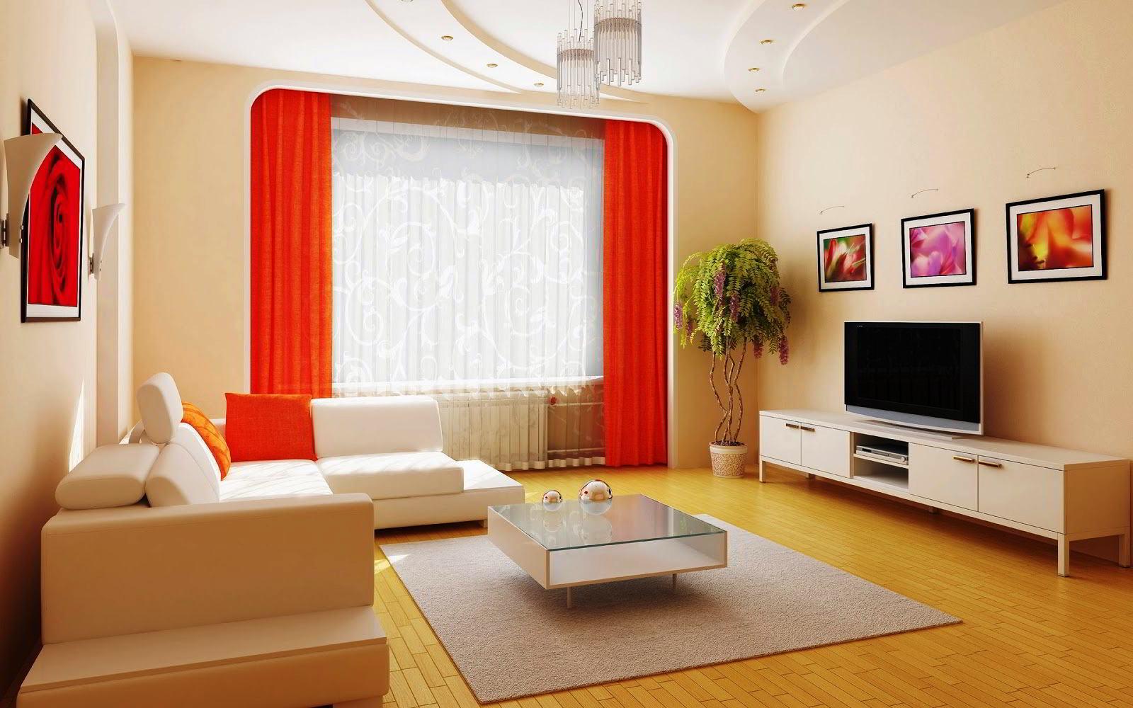 Model Ruang Keluarga Modern Minimalis
