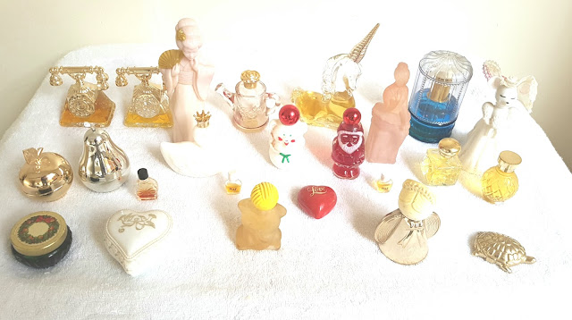Avon collectible perfume bottles | Almost Posh
