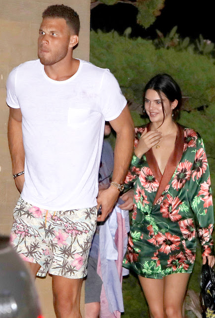 Kendall Jenner and NBA player Blake Griffin 'make things official'