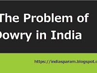 The  Dowry Problem  in India Essay