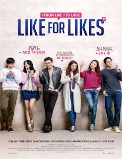 Ver Like For Likes (Joa-haejo)  (2016) película Latino HD