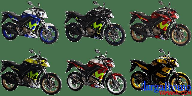 Harga Modifikasi Yamaha Vixion KS Advance Custom