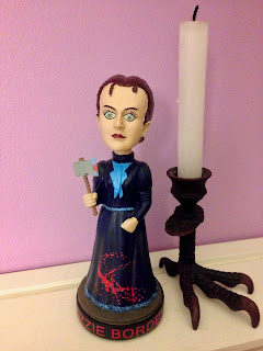 Lizzie Borden Bobble Head Doll