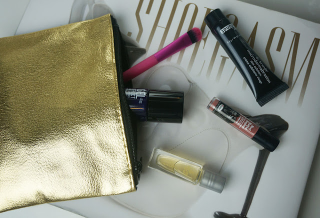 Ipsy Glam Bag for the month of October
