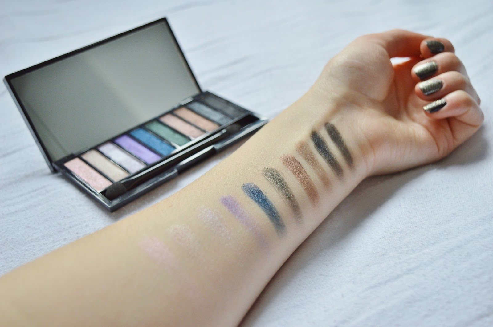 Make Up Revolution No Photos Please Palette