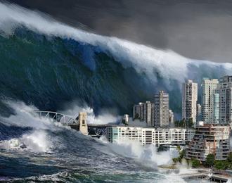 Apa Itu Tsunami Dan Tips Sebelum Tsunami , Ketika Tsunami, Sehabis Tsunami