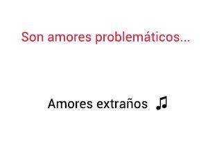 Laura Pausini Amores Extraños significado de la canción.