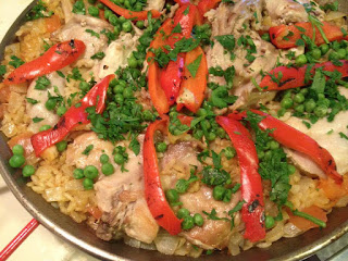 Palm Beach, Fort Lauderdale Personal Chef's Paella Mixta Recipe