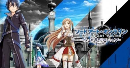 Sword Art Online: Hollow Realization: Novo trailer do jogo e adaptação para mangá!
