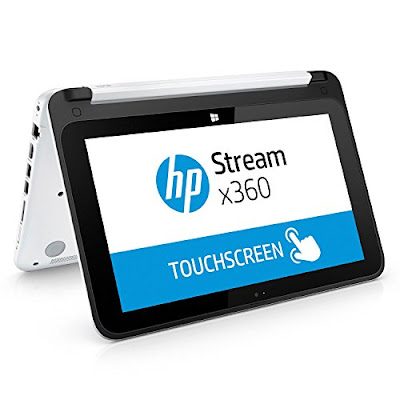 Review HP Stream X360 11.6-Inch Laptop (Intel N2840 Dual