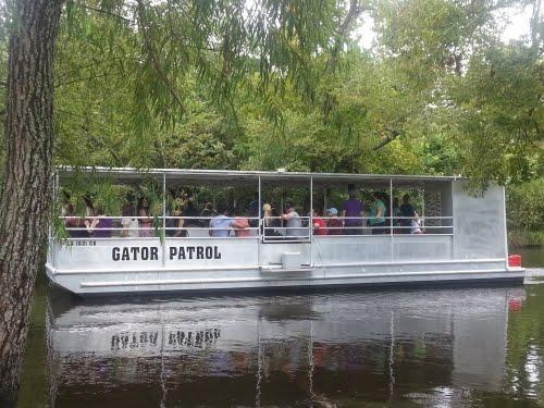 Manchac Swamp Tour