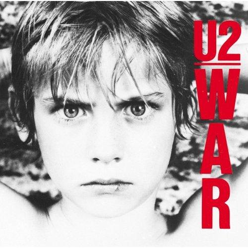 war u2 album cover