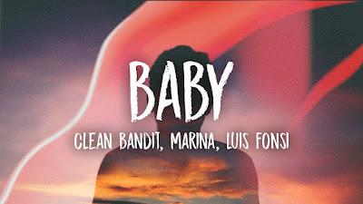 Arti Lirik Lagu Clean Bandit - Baby