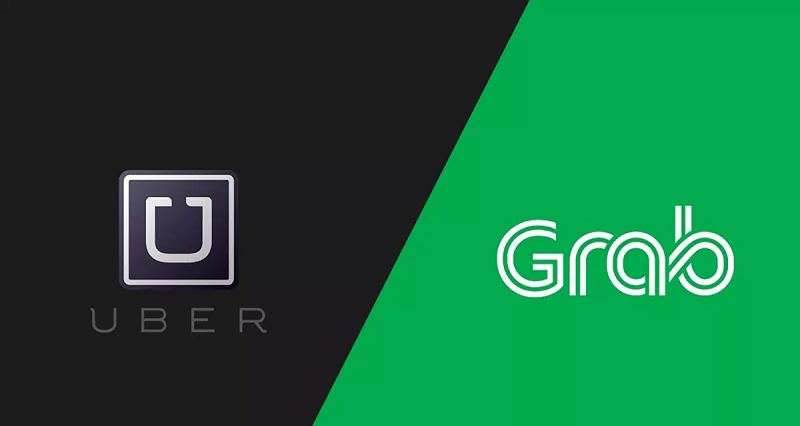 Grab PH, Uber slapped with PHP 16 million fine over merger deal