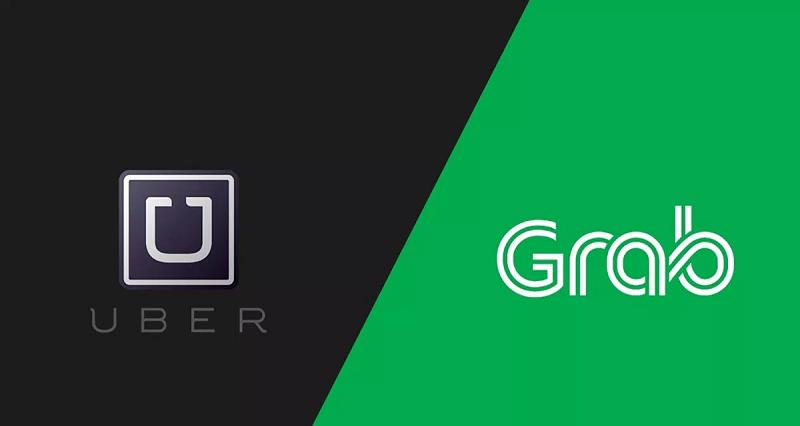 Grab PH, Uber slapped with PHP 16 million fine over merger deal