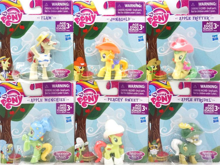 MLP Friendship is Magic Collection Single Story Pack