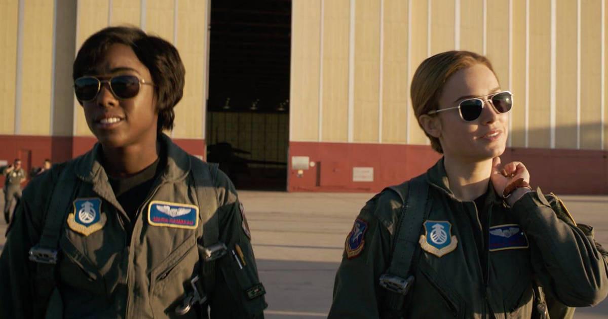 Maria Rambeau e Carol Danvers