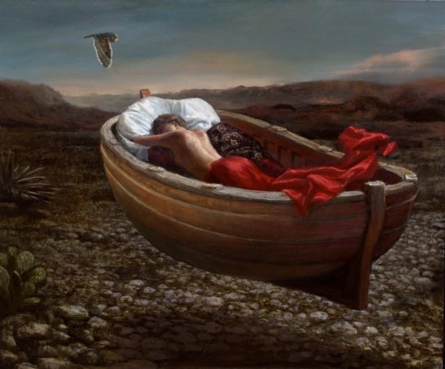 Мексиканский художник-сюрреалист. Ricardo Fernandez Ortega 24
