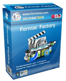 Format Factory 3.7.5 Portable  [ 59.5 MB]