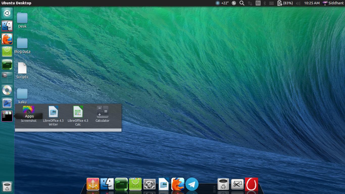 Add a drawer to Unity in Ubuntu  Ubuntu gets a drawer