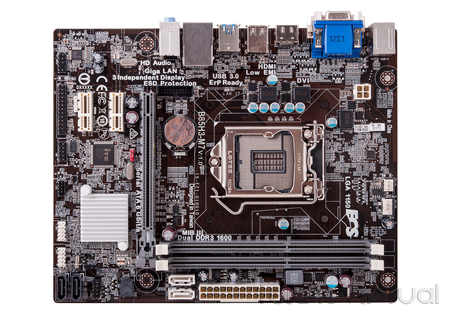 Mainboard ECS B85H3-M7 Intel Socket LGA 1150