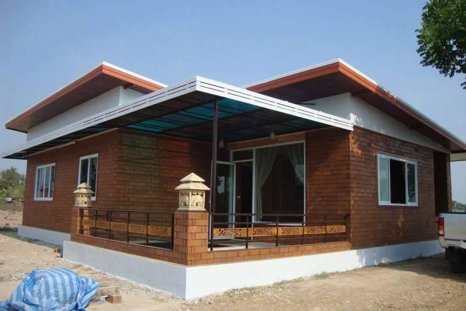 Mga bahay na nakaangat at proteksyon sa baha 30 elevated for Box type house design philippines