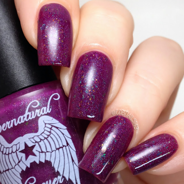 Supernatural Lacquer-Power of Three
