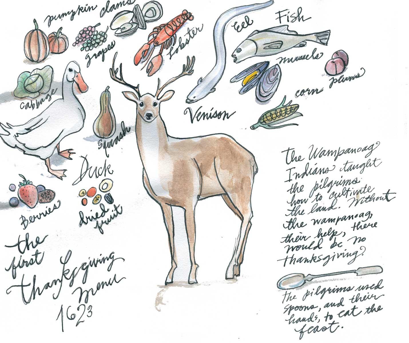 Dawn Schreiner Illustration: November 2012