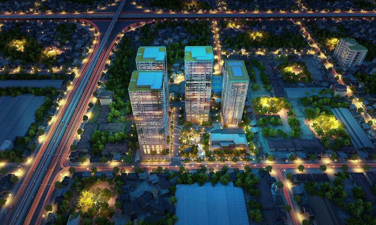 Chung cư Goldseason Nguyễn Tuân