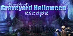 Graveyard Halloween Escape Walkthrough