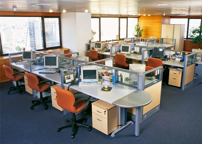 1980s Office