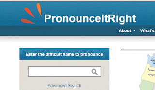 Pronounce It Right