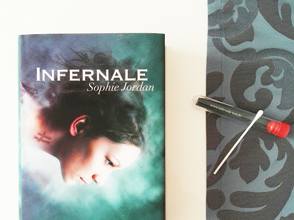 "[Rezension] ""Infernale"" - Sophie Jordan"