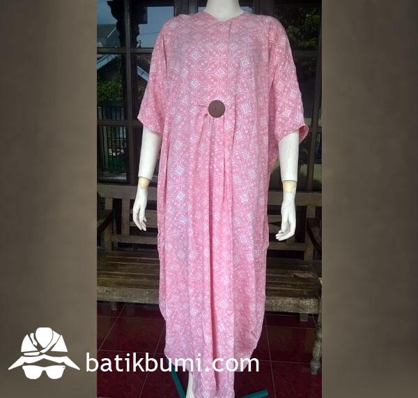 Kaftan Rayon Batik Cap salem