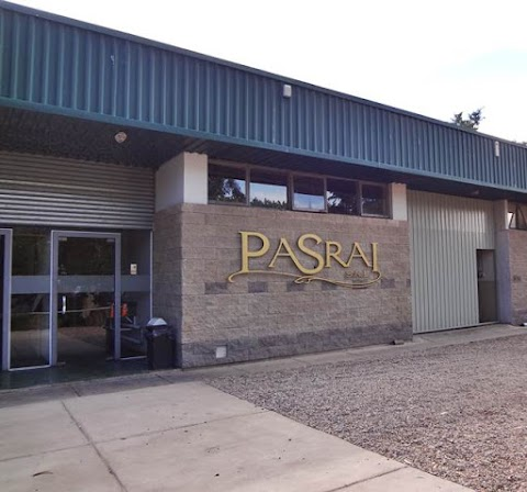 Pasrai, Fábrica de Azeites    Mendoza - Argentina