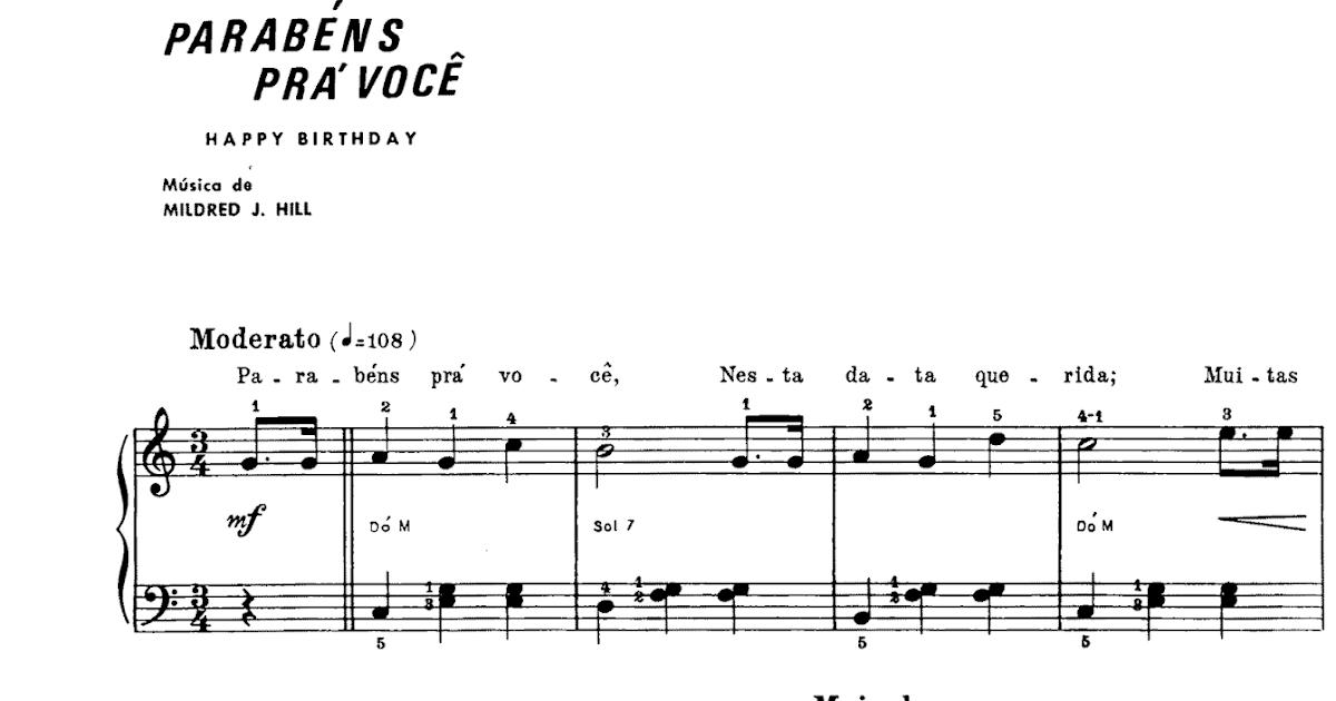 Parabéns Pra Você: Aulas De Música: Piano,Teclado, Violão E Musicalização