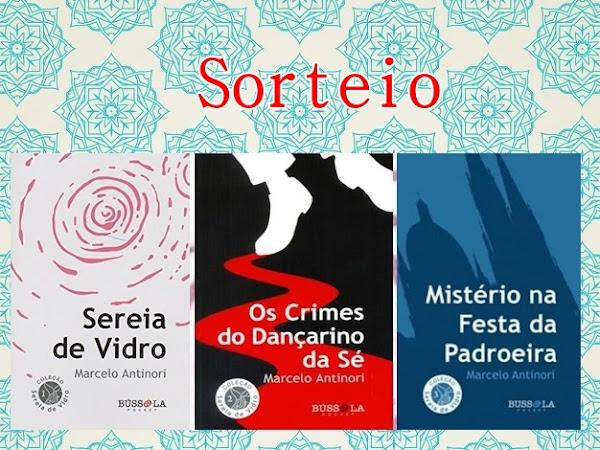 "Resultado do Sorteio ""Sereia de Vidro"""