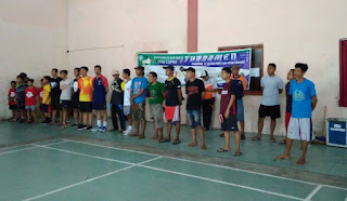 Turnamen Pingpong & Catur PRM CUP se Kelurahan Canden