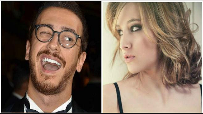 Saad Lamjarred et Laura Prioul