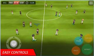 Download Game Mobile Soccer League V1.0.3 MOD Apk