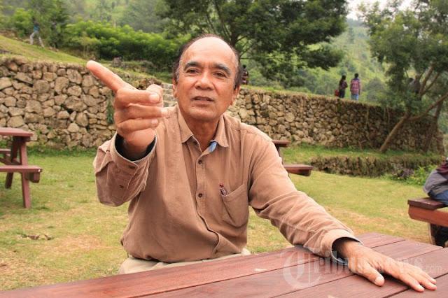 Menteri Era Soeharto Sebut Cina Sangat Rakus soal Klaim Perbatasan
