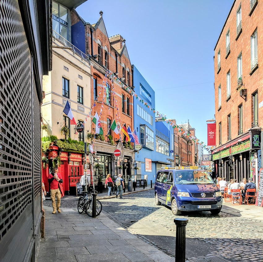 Dublin, Ireland May 2017 vacation photo around the city by Corey Templeton.