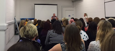 Blog on Winchester blogging conference 2015