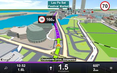 Review Sygic Aplikasi GPS Handal untuk Android